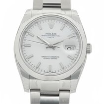 Rolex Oyster Perpetual Date new Automatic Watch with original box and original papers 115200