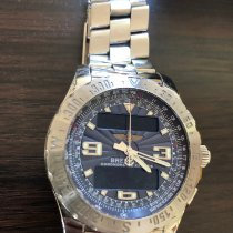 Breitling Steel 44mm Quartz A78363 pre-owned New Zealand, Picton