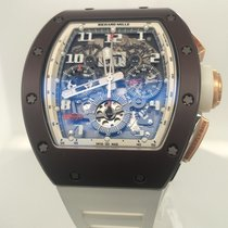 Richard Mille Rose gold 49.94mm Manual winding RM011 pre-owned