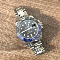 Rolex Steel 40mm Automatic 116710BLNR pre-owned United States of America, California, Sunnyvale