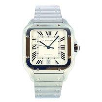 Cartier Santos (submodel) WSSA0009 новые