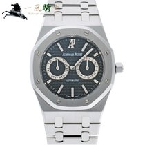 Audemars Piguet Royal Oak Day-Date Steel 39mm Black United States of America, California, Los Angeles