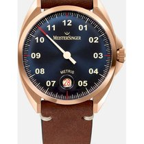 Meistersinger Automatic ME917BR_SVF02 new