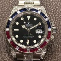 Rolex GMT-Master II 116759SARU pre-owned