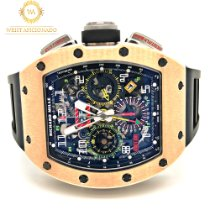 Richard Mille Roségoud 42.70mm Automatisch RM11-02 tweedehands