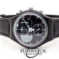 Swatch Plástico 36mm Cuarzo SCB106 nuevo