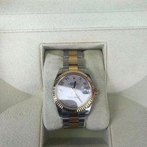 Rolex Lady-Datejust Gold/Stahl 31mm Weiß Arabisch Deutschland, Berlin