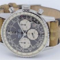 Breitling Navitimer usato 42mm Nero Cronografo Data Pelle