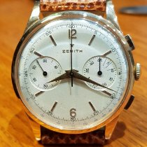 Zenith Stellina Or rose 38mm Argent