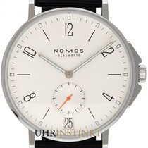 NOMOS Steel 40.3mm Automatic 556 new