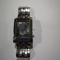 Aigner Steel Quartz A32122 pre-owned