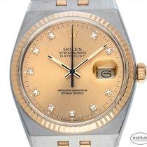 Rolex Datejust Oysterquartz 17013 1985 tweedehands