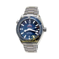 Omega Seamaster Planet Ocean new 42mm Titanium