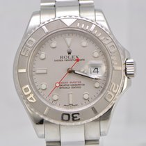 Rolex Yacht-Master 40 Steel 40mm Silver No numerals United States of America, New York, New York
