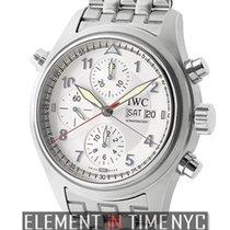 IWC Fliegeruhr Doppelchronograph IW3713-48 gebraucht