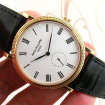 Patek Philippe Calatrava 5119 18K Yellow Gold Manual Wind...