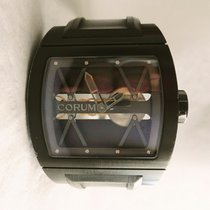 Corum Ti-Bridge Titanium Black PVD Limited Edition 250 Pieces