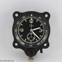 Sinn Chronograph 58mm Handaufzug 1965 gebraucht UX Schwarz