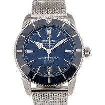 Breitling Superocean Heritage II 46 Chronometer Blue Dial