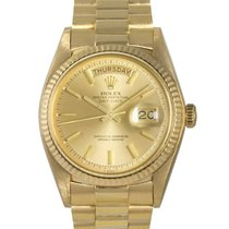 Rolex 1803 Yellow gold 1973 Day-Date 36 36mm pre-owned United Kingdom, London