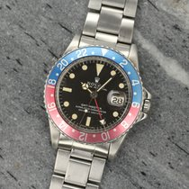 "Rolex GMT-MASTER 1675 TROPICAL MATTE DIAL ""LONG E"""