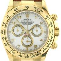 Rolex Daytona 18kt Gelbgold Automatik Chronograph