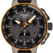 Tissot T-Race Cycling nieuw 44.5mm Staal