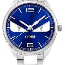 Fendi Steel 34mm Quartz F216033004D1 new