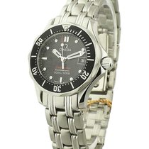 Omega 21230286101001 Seamaster 300m in Steel - on Steel...