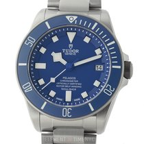 Tudor Pelagos Steel Blue United States of America, New York, New York
