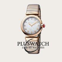 Bulgari Lucea 102952  LU28WSPGSPG / 12 . T new