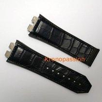 Hublot Parts/Accessories 38602 new Crocodile skin Blue Big Bang Unico