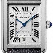 Cartier WSTA0029 Steel Tank Solo 31mm