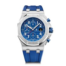 Audemars Piguet 26470ST.OO.A030CA.01 Steel 2018 Royal Oak Offshore Chronograph 42mm new United States of America, New York, New York