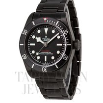 Tudor Black Bay Dark pre-owned 41mm Steel