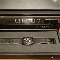 Bell & Ross BR 01-94 Chronographe pre-owned Steel