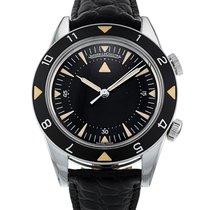 Jaeger-LeCoultre Memovox Tribute to Deep Sea Acier 40mm Noir