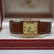 Cartier Tank vermeil