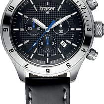 Traser T5 Master Chronograph Qz mens watch 2019 new