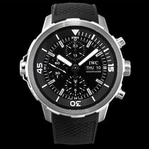 IWC Aquatimer Chronograph Steel 44.00mm Black United States of America, California, San Mateo