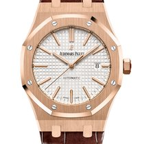 Audemars Piguet Royal Oak Selfwinding 15400or.oo.d088cr.01 2017 occasion
