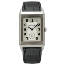 Jaeger-LeCoultre Reverso Classic Small Steel 42.9mm Silver