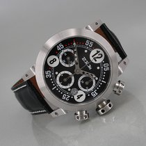 B.R.M Steel 44mm Automatic V8-44 pre-owned