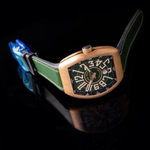 Franck Muller Vanguard V45 SC DT CIR new