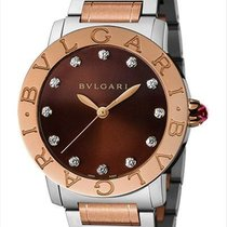 Bulgari Bulgari Steel 37mm Brown