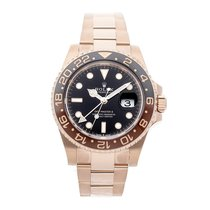 Rolex GMT-Master II Rose gold 40mm Black No numerals United States of America, Pennsylvania, Bala Cynwyd