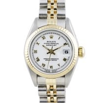 Rolex Lady-Datejust Gold/Steel 26mm White Roman numerals United States of America, Florida, Boca Raton