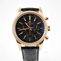 Breitling Transocean Chronograph Rose gold 43mm Black United States of America, Florida, Miami