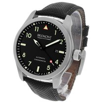 Bremont Steel 43mm Automatic SOLO/CR pre-owned