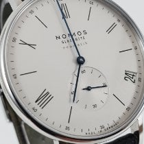 NOMOS Ludwig Neomatik Steel 41mm Silver United States of America, Illinois, Lake Forest